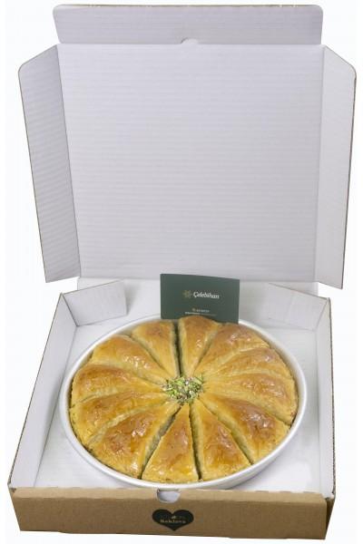 Carrot Slice Baklava