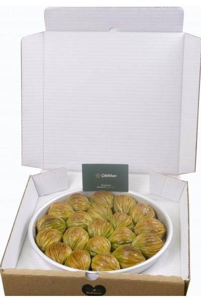 Mussel Baklava